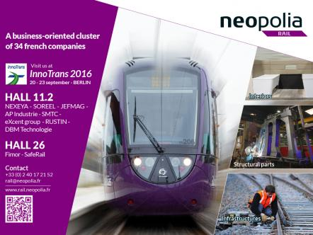 Invitation INNOTRANS Neopolia